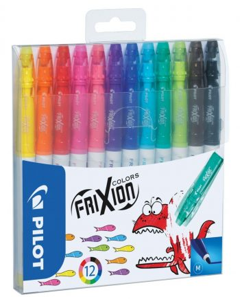 Pilot Frixion Colors Erasable Felt Tip Pens