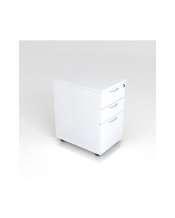 Desk High Pedestal Heavy Duty