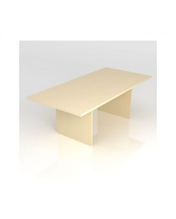 Rectangular Meeting Table- Panel Legs