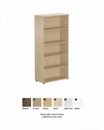 Open Fronted Storage Unit