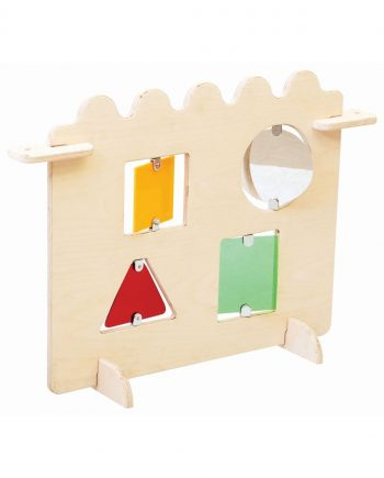 Kindergarten corner shapes