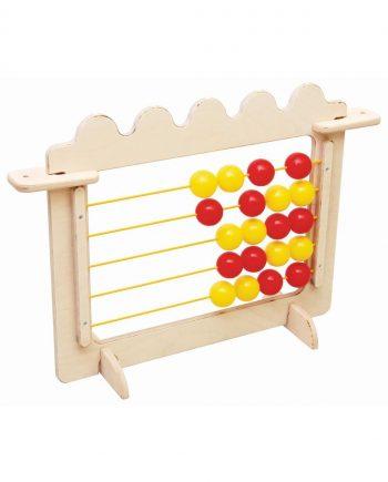 Kindergarten corner abacus