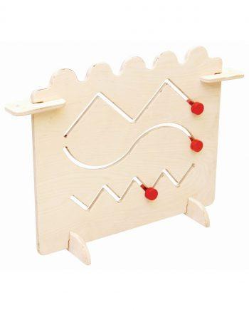 Kindergarten corner- maze