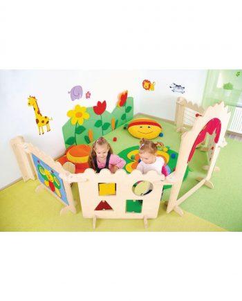 Kindergarten corner