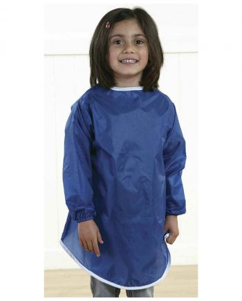 Nylon water play smocks.