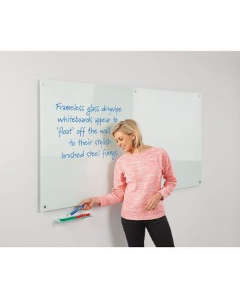 WriteOn Magnetic Glass Whiteboards