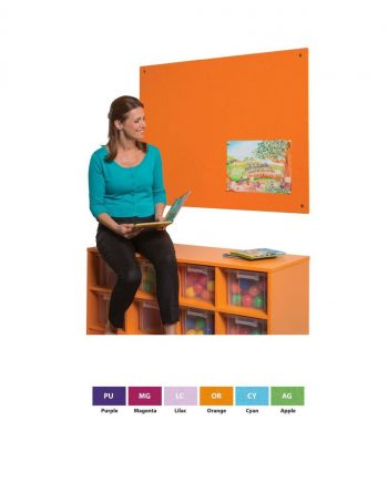 ColourPlus® Frameless Noticeboards