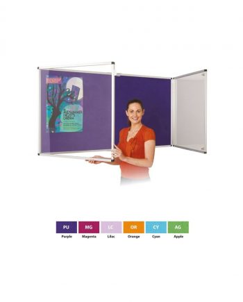 ColourPlus® Tamperproof Noticeboards