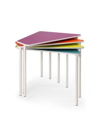 Tessellate static table