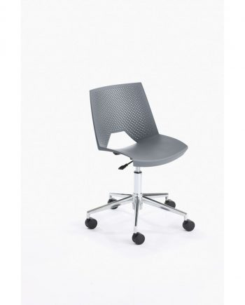 Aluminium Base Swivel chair