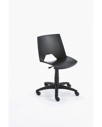 Black Base Swivel chair