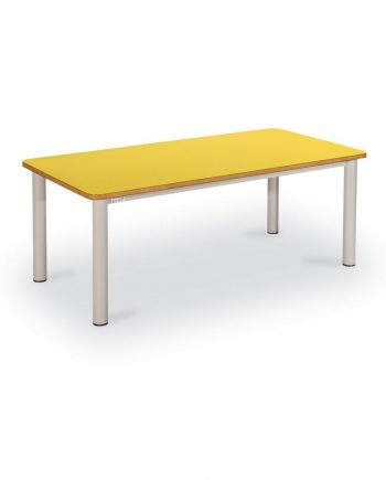 Oblong pupil table