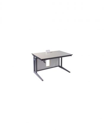 Height adjustable With electric table top