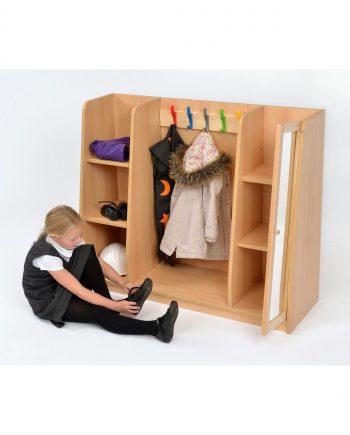 Fusion Costume storage unit