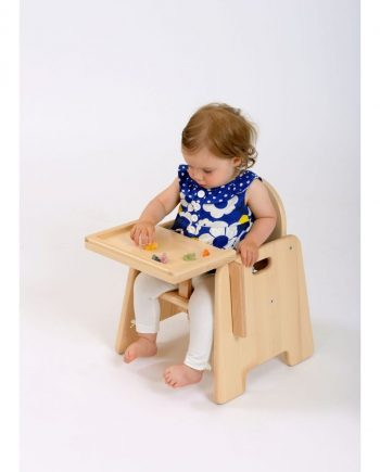 Infant feeding chairs