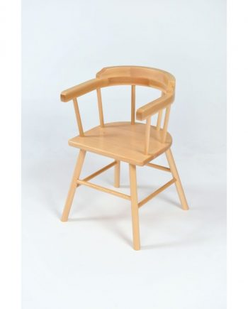 Kebrico captains chair natural