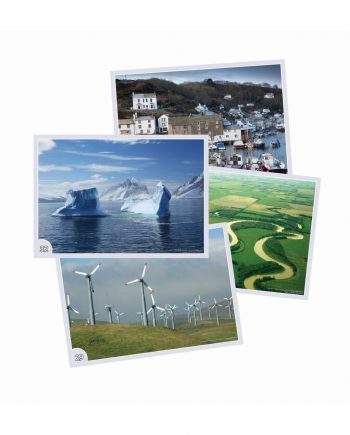 GEOGRAPHY PHOTOCARDS