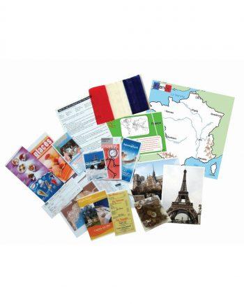 French Activity Pack / Des Trucs Français