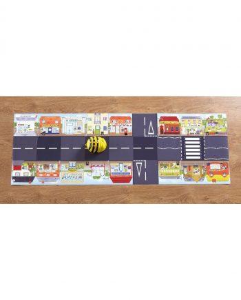 Bee-Bot Busy Street Mat