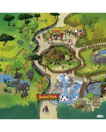 Animal Park Mat