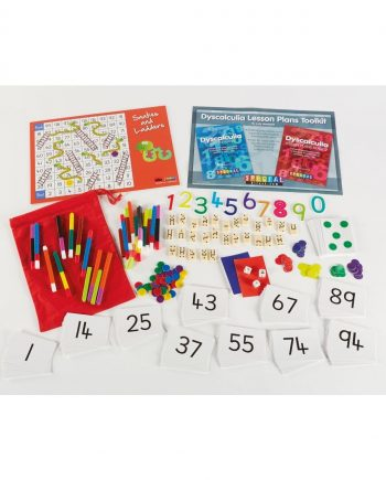 Dyscalculia Lesson Plans Kit