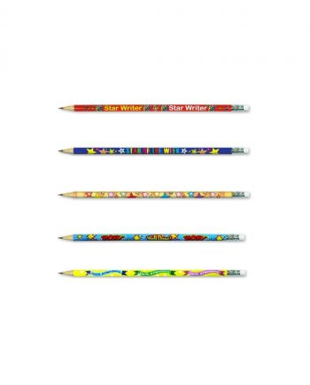 ASSORTED PRAISE PACK OF PENCILS