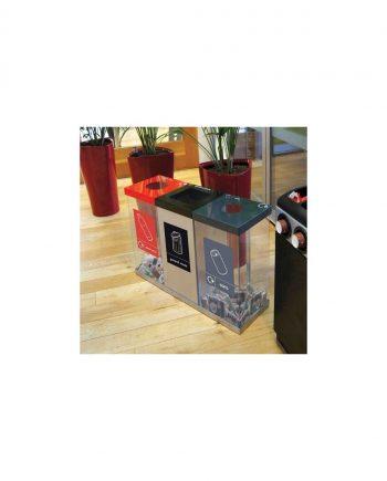 Plastic Box Cycle Recycling Bin