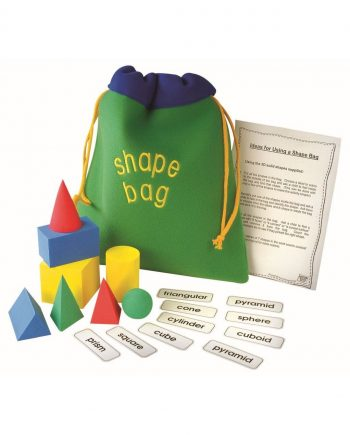 3D Shape Bag