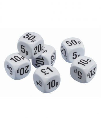 8 Sided Money Dice