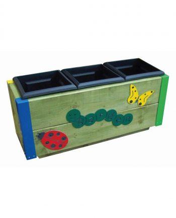 3 Box Planter