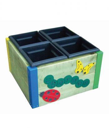4 Box Planter