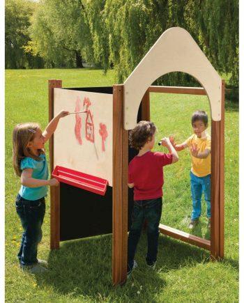Outdoor Play Panels Creativity Set