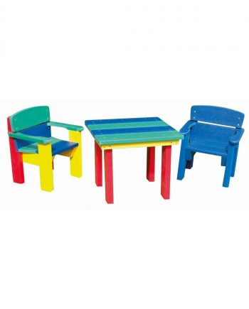 Teeny Tot Table & 2 Chairs