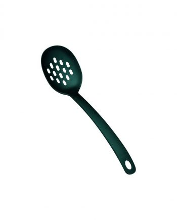 Black Nylon Perforated Spoon