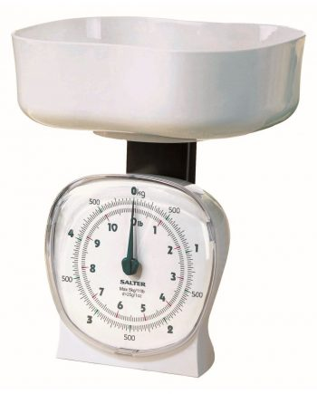 1037 Salter Electronic Kitchen Scale