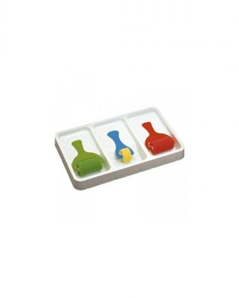 3 Well Paint Tray