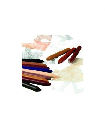 Wax Crayons People Pack
