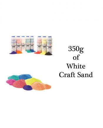 Coloured Sand Shakers