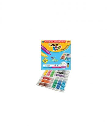 BIC Couleur Baby Felt Pens Children's Assorted Pack