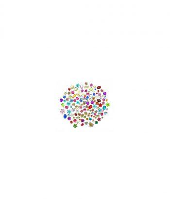 Acrylic Peel & Stick Jewels