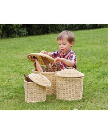 Woven Nesting Trays