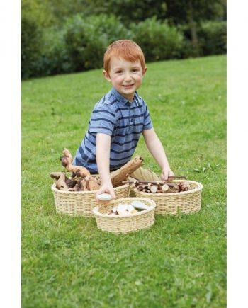 Woven Nesting Baskets