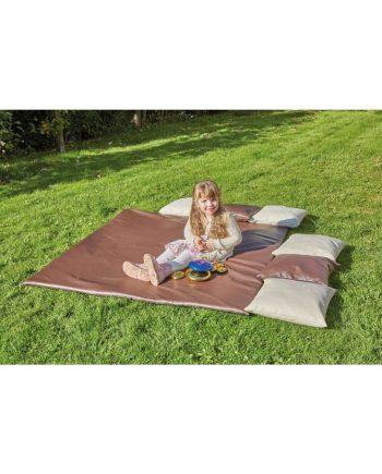 Outdoor Cushions & Mat