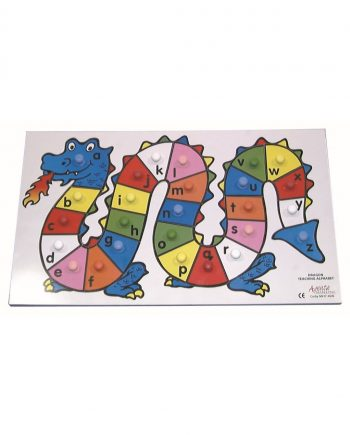 Dragon Teaching Alphabet Puzzle