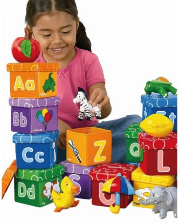 Alphabet Discovery Boxes
