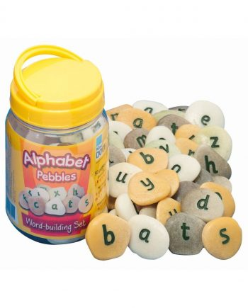 Alphabet Pebbles Word Building Set