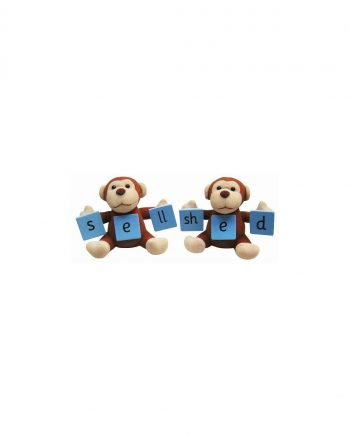 Clever Chimps Phonics Set