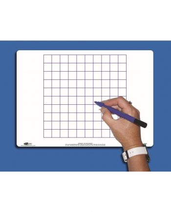 A4 Whiteboards - Grid