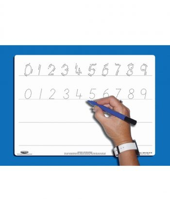 A4 Whiteboards - Number Information