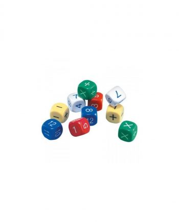 Arithmetic Dice 16mm